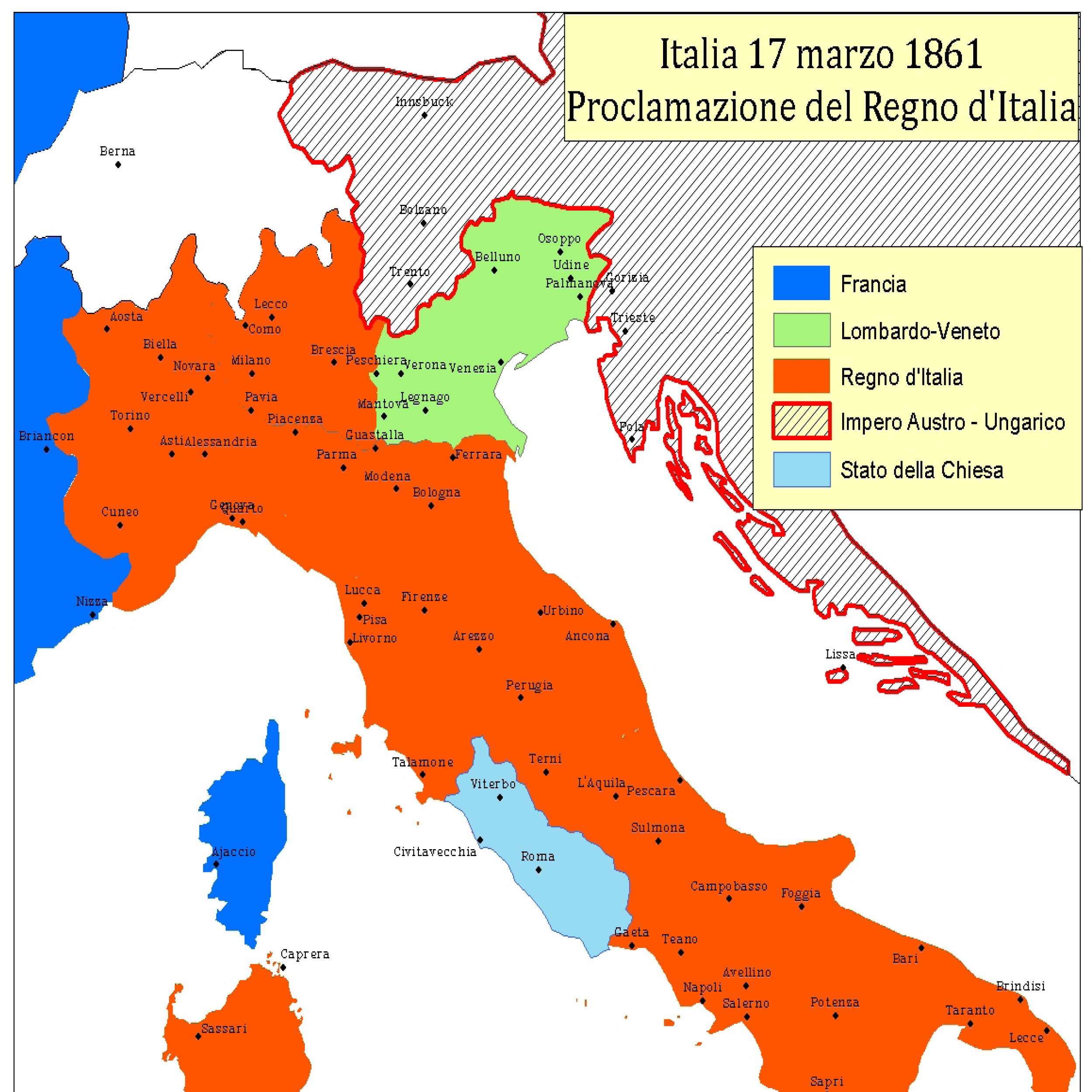Podcast – Le capitali d'Italia