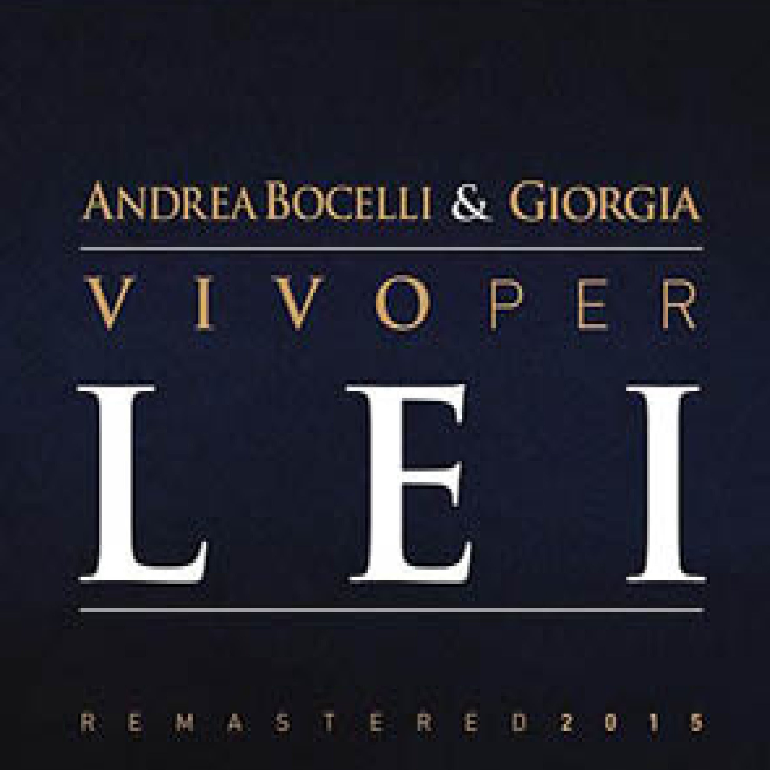Italian Songs: Vivo per lei