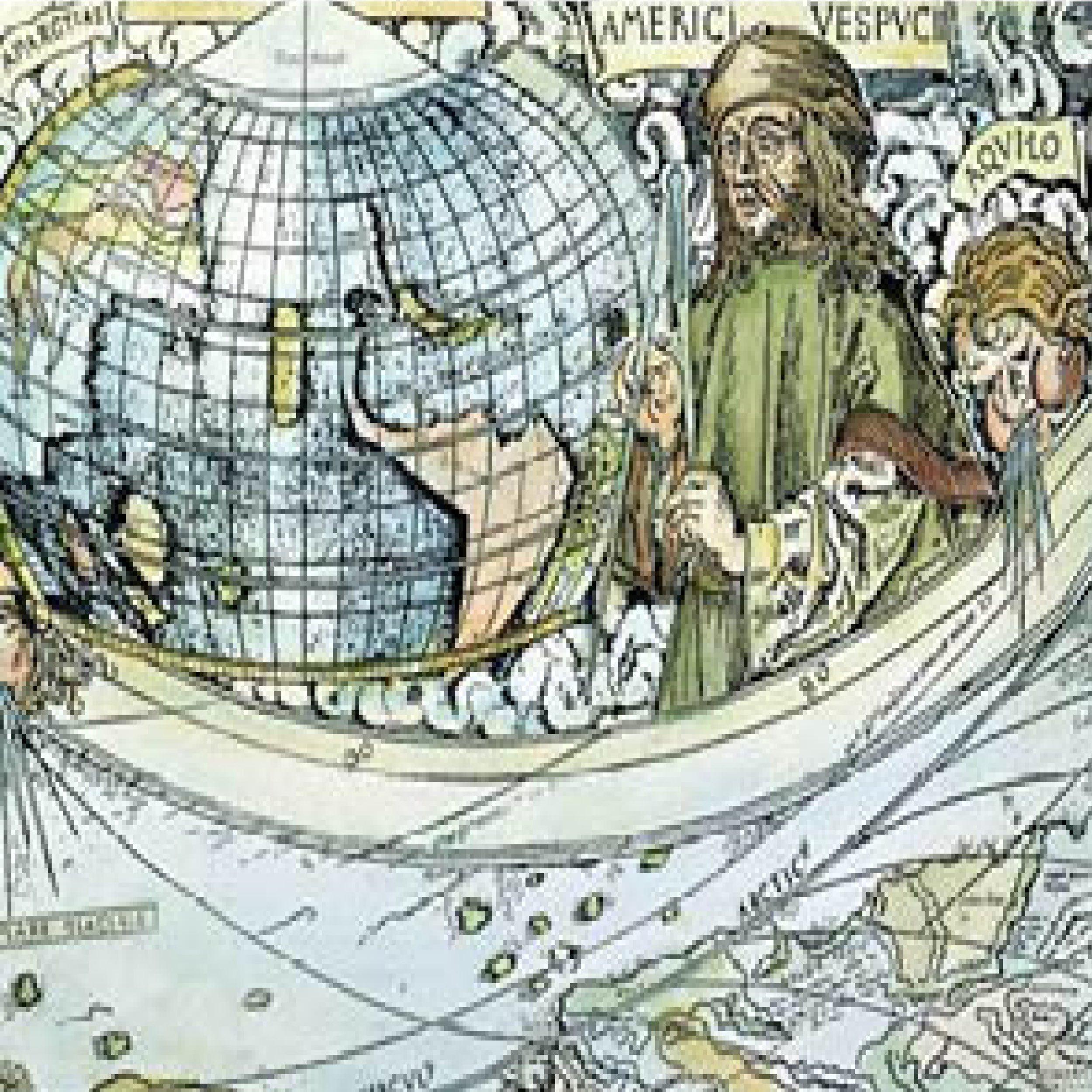 Podcast: Amerigo Vespucci scopre… l'America!