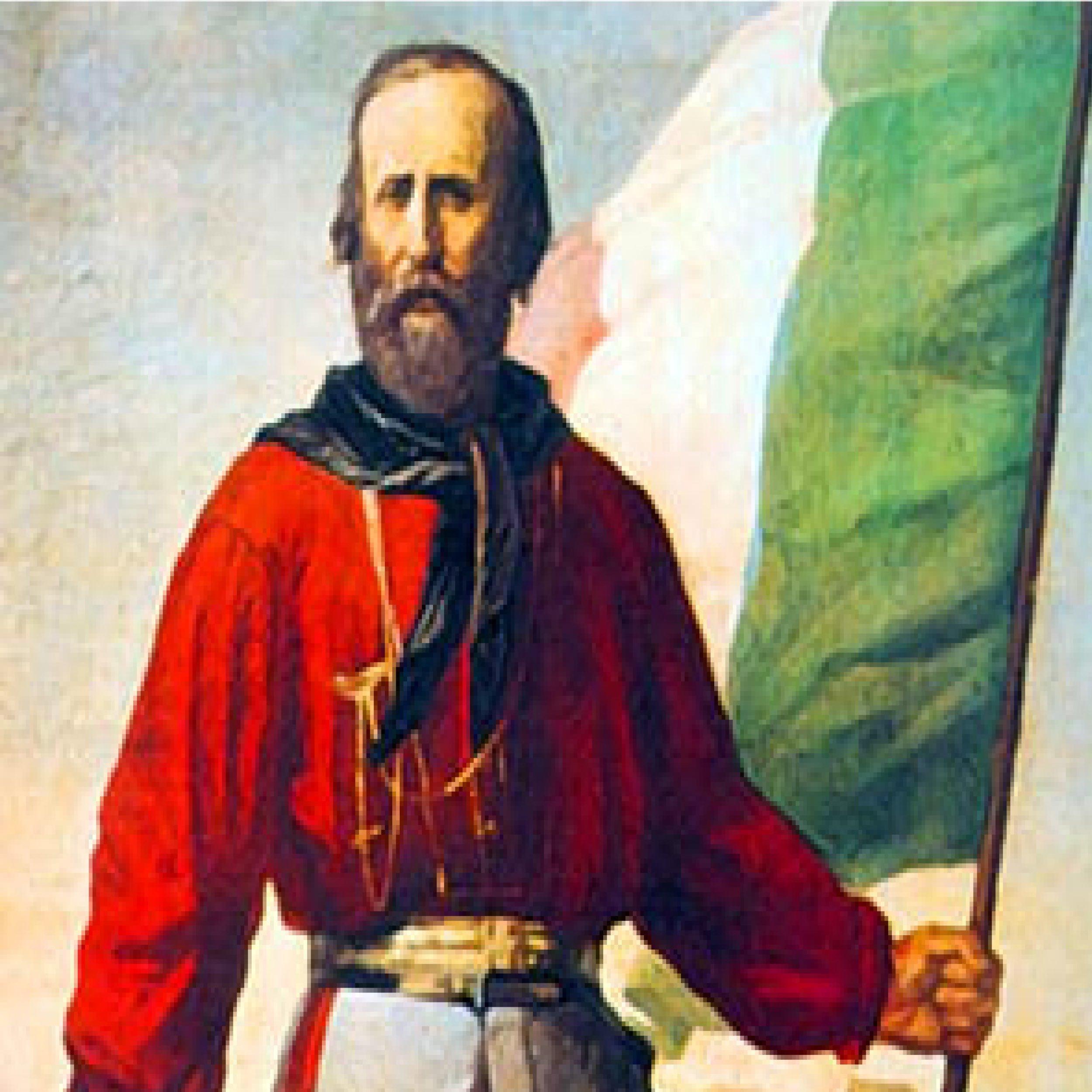 Podcast – Giuseppe Garibaldi