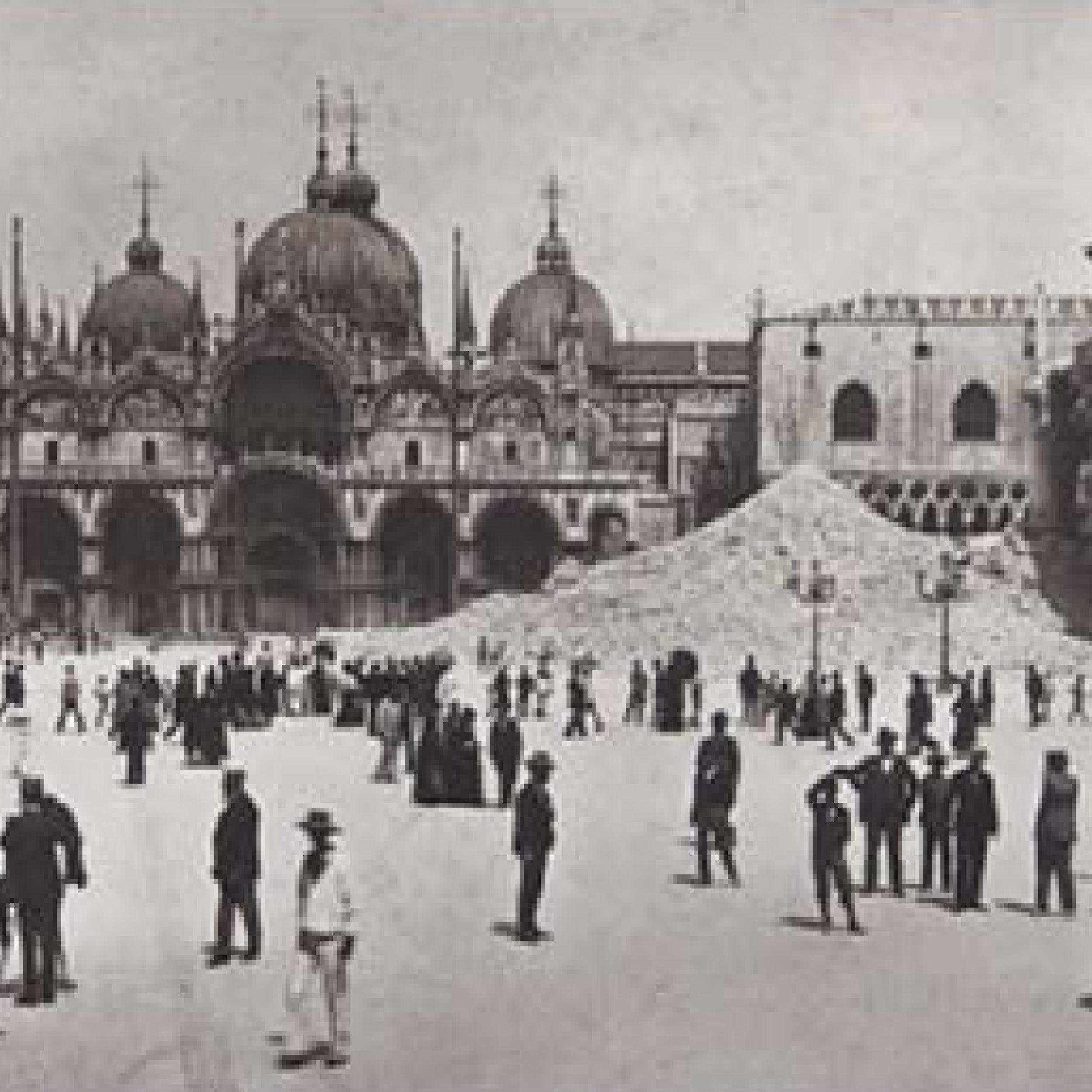 Podcast: Il campanile di Venezia distrutto