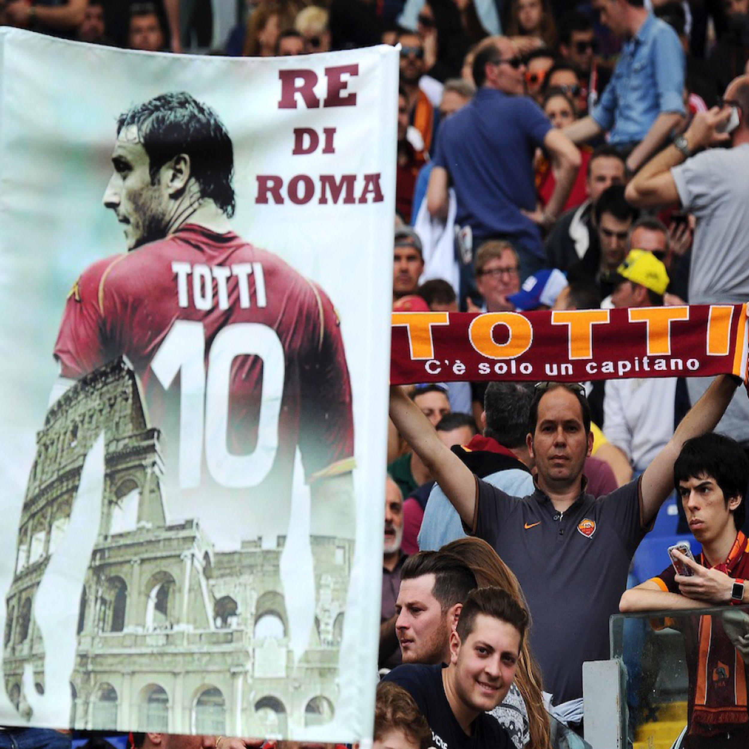 Podcast: Francesco Totti, il nuovo re di Roma
