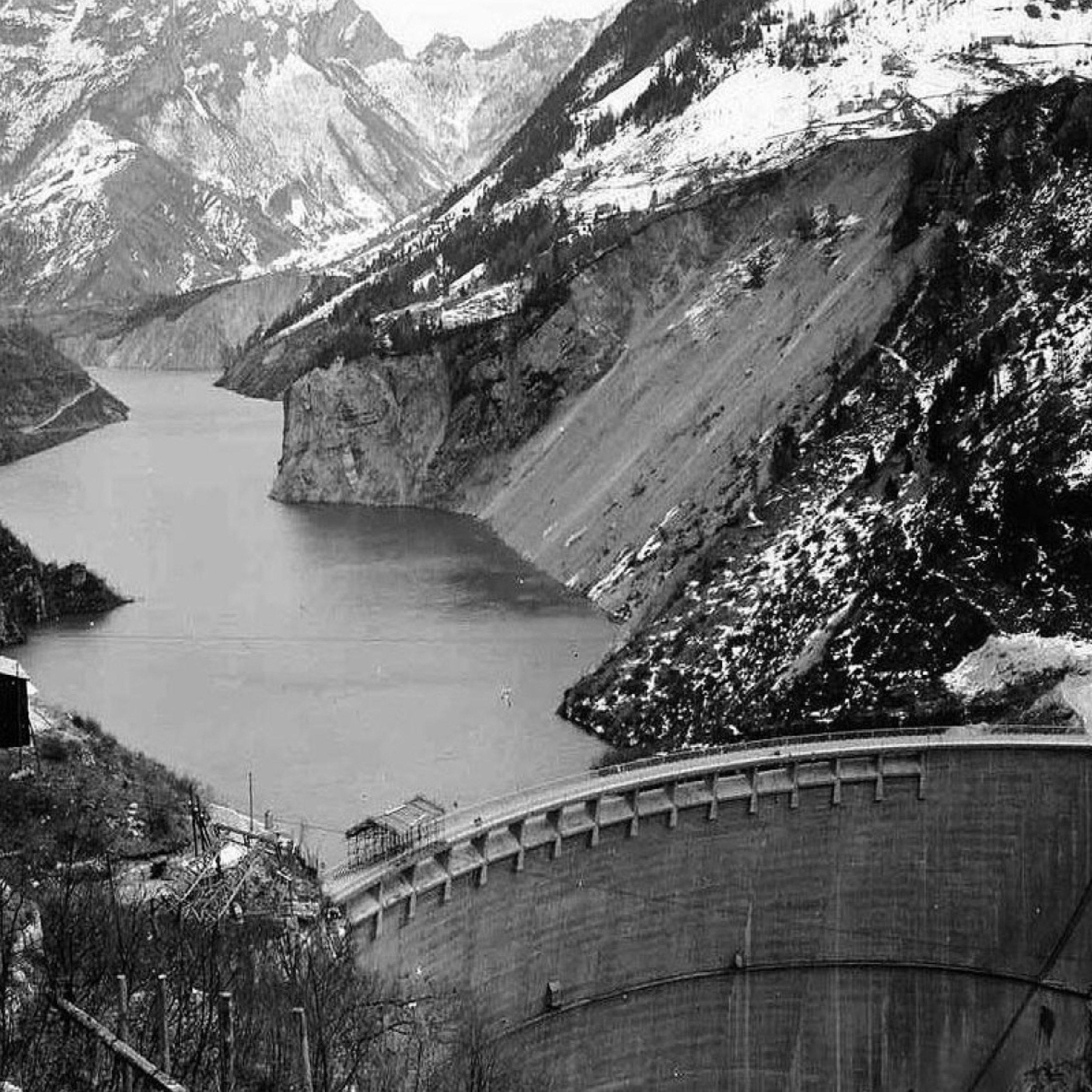 Podcast: Il disastro del Vajont del 1963