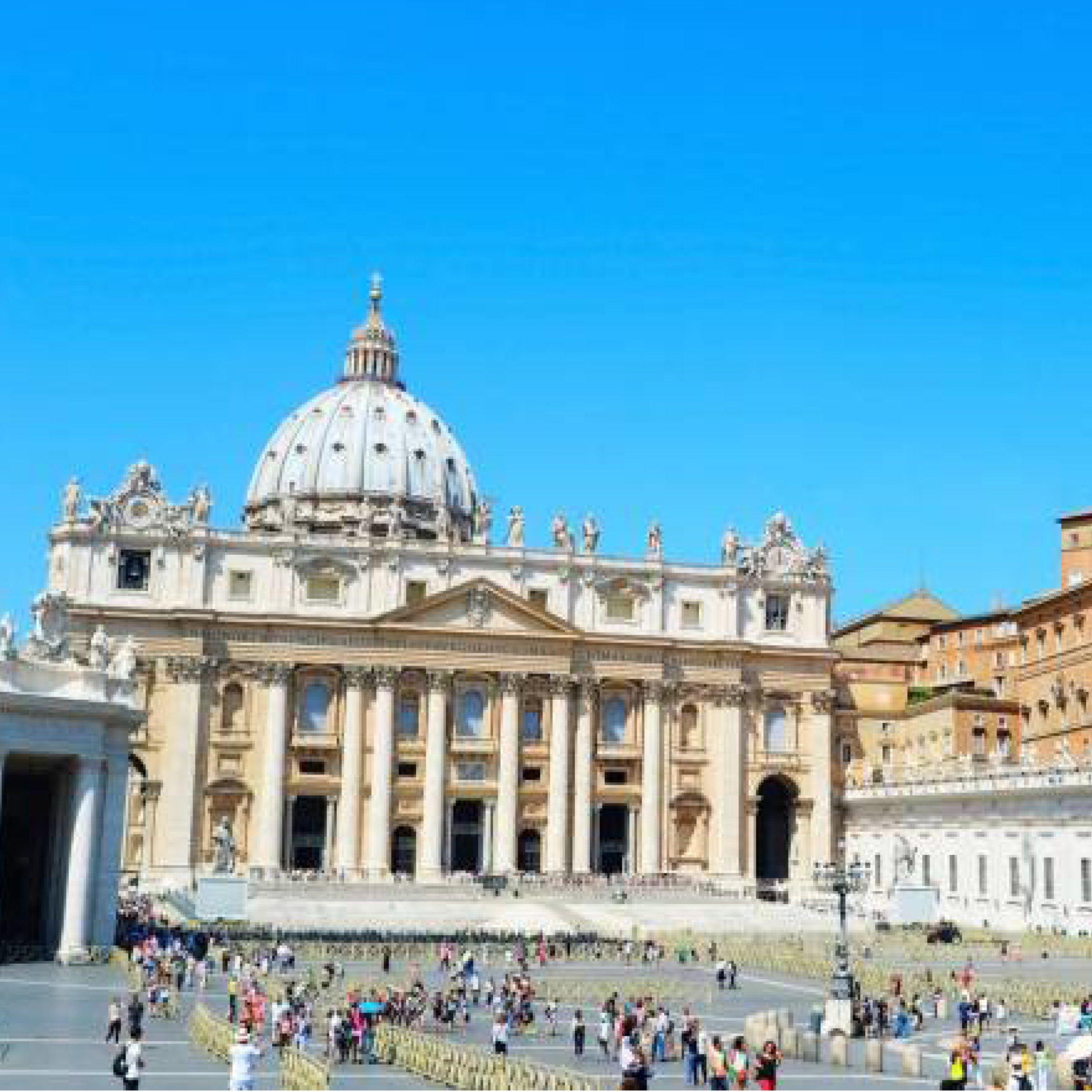 Podcast: La basilica di San Pietro