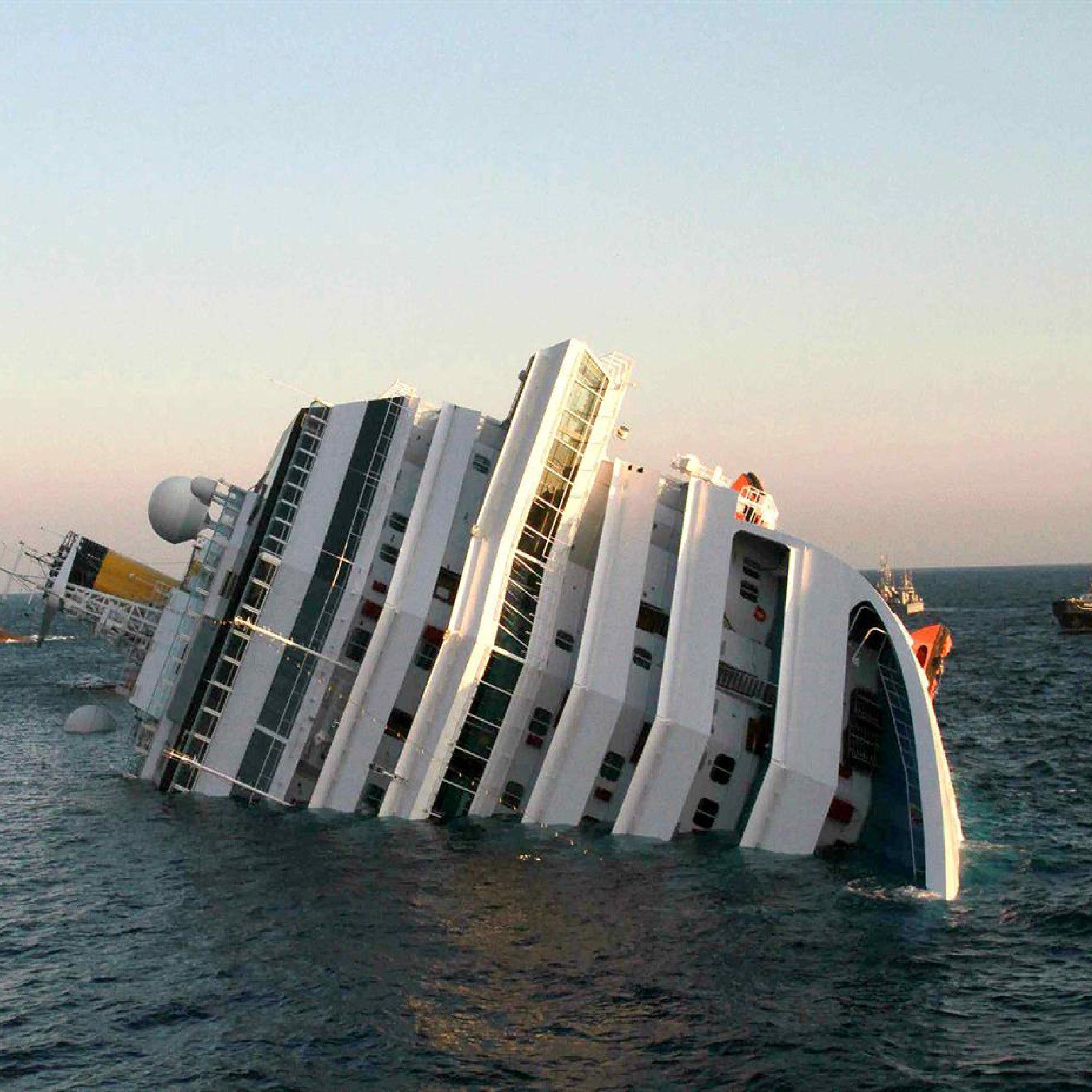 Podcast: Il naufragio della Concordia