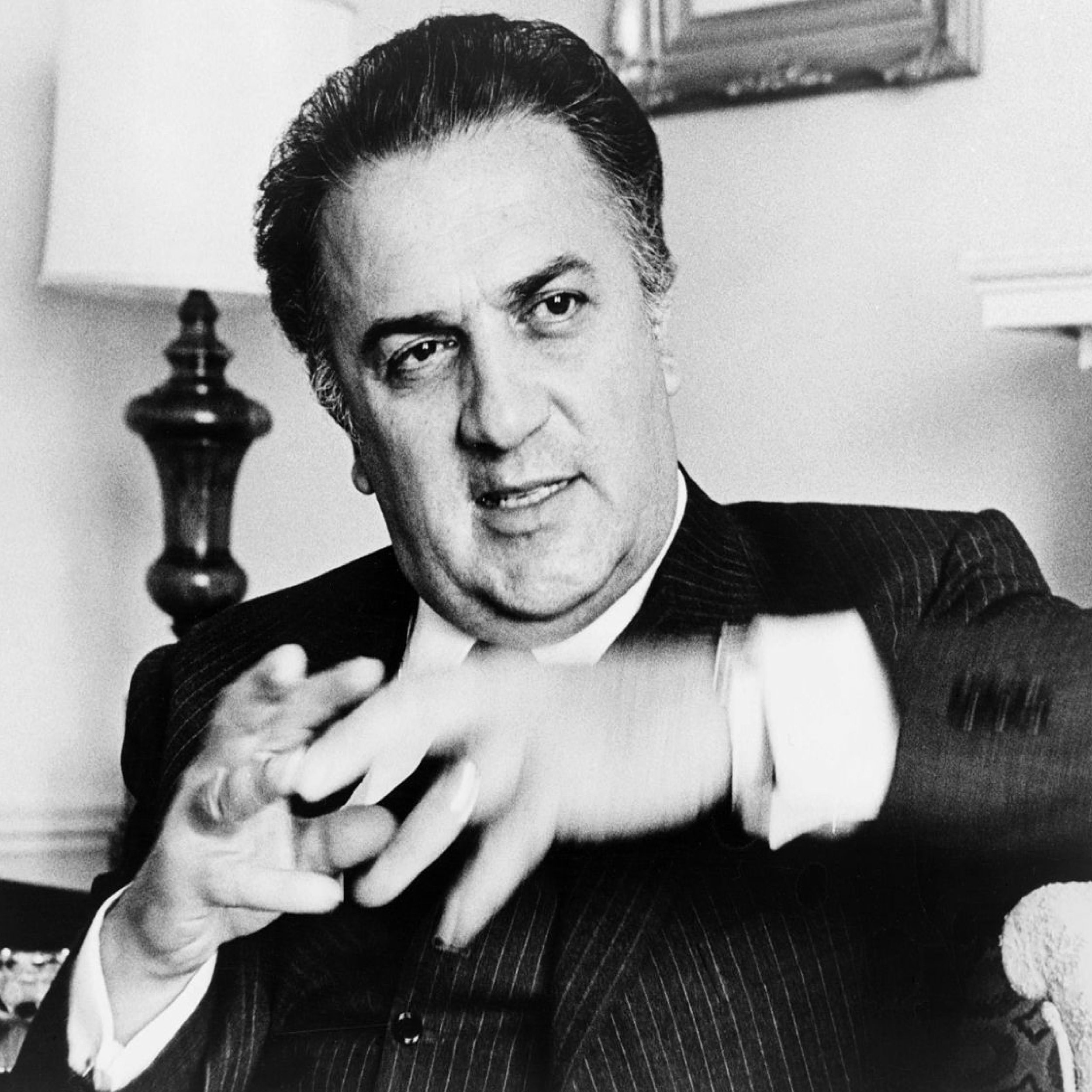 Podcast: Federico Fellini