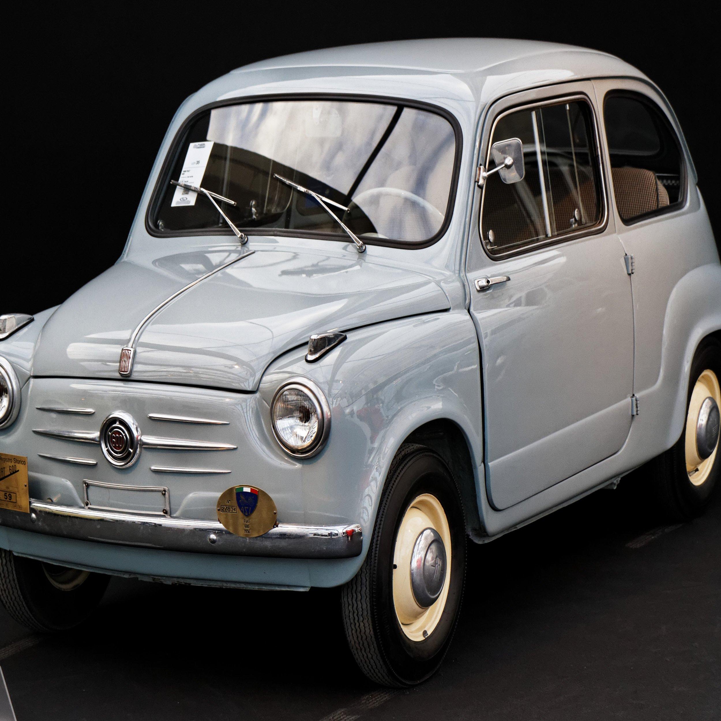Podcast: La Fiat 600