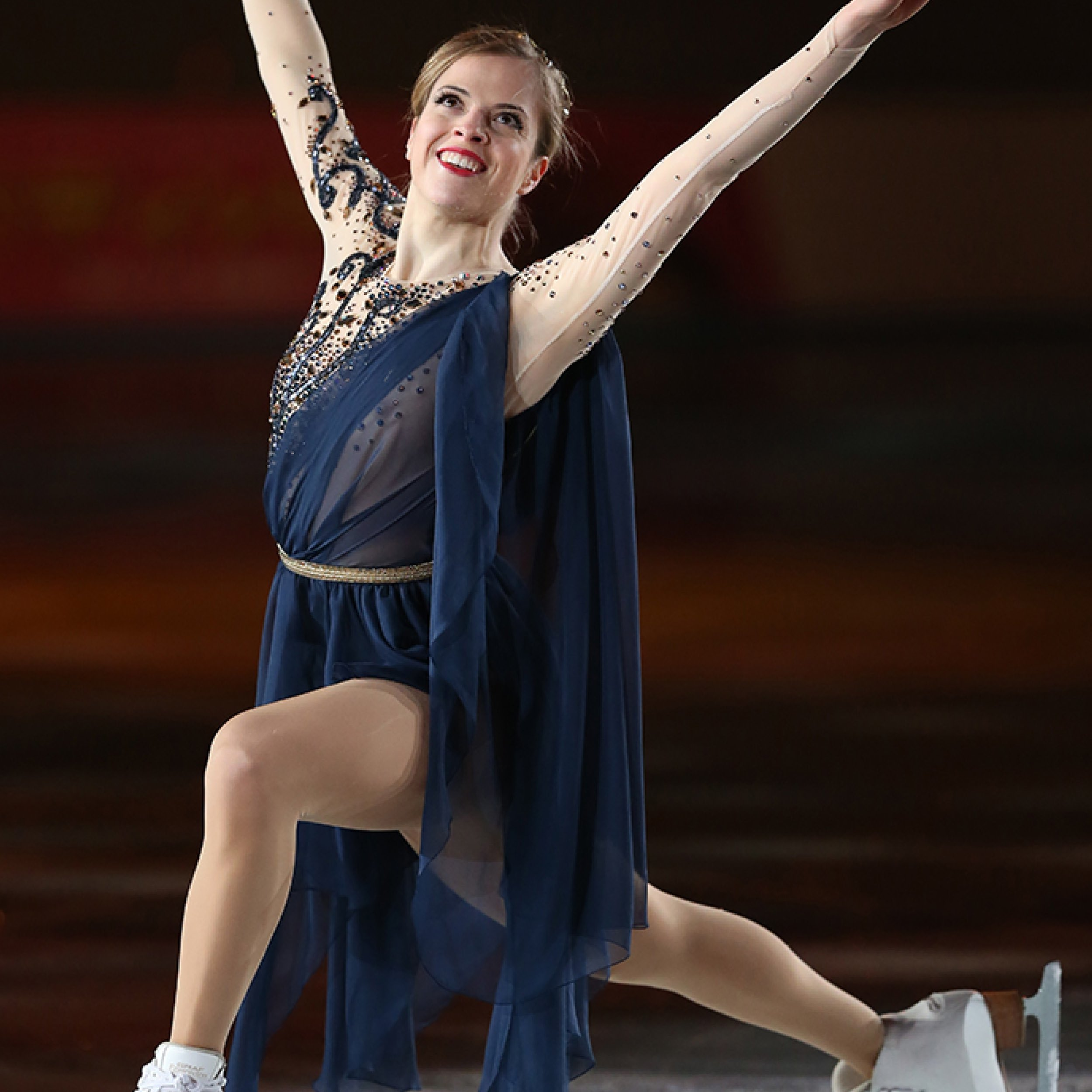 Podcast: Carolina Kostner
