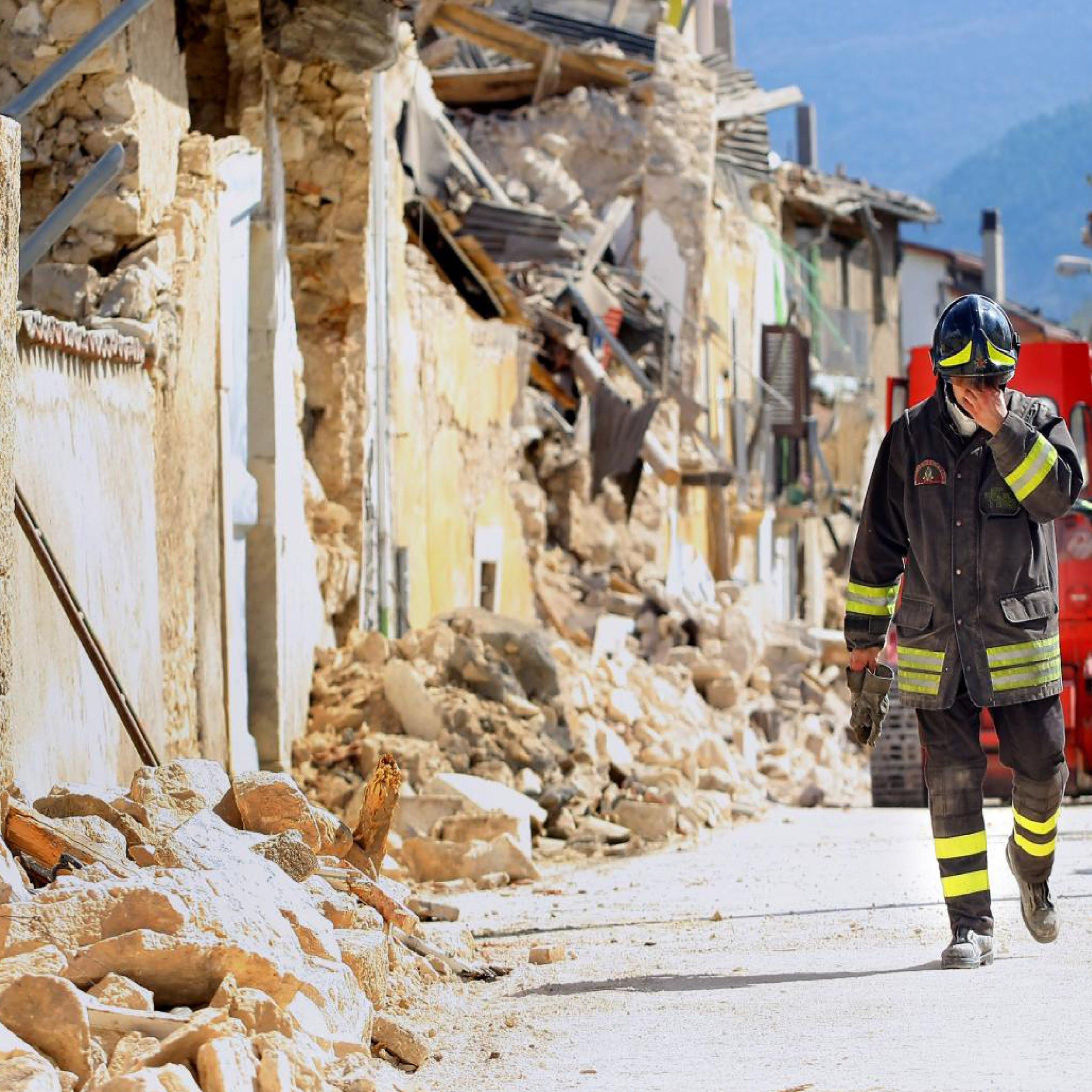 Podcast: Il terremoto de L'Aquila