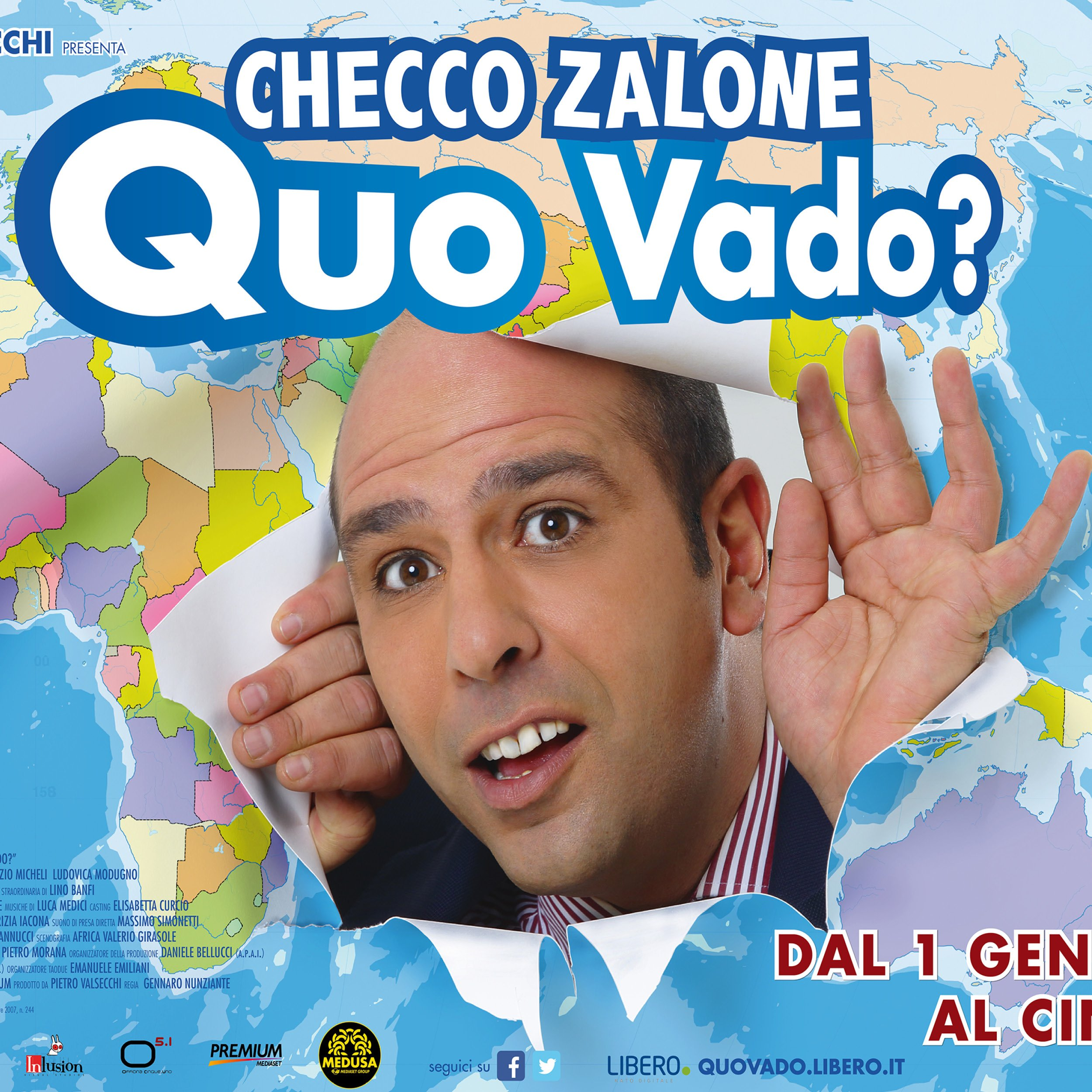 Podcast: Checco Zalone