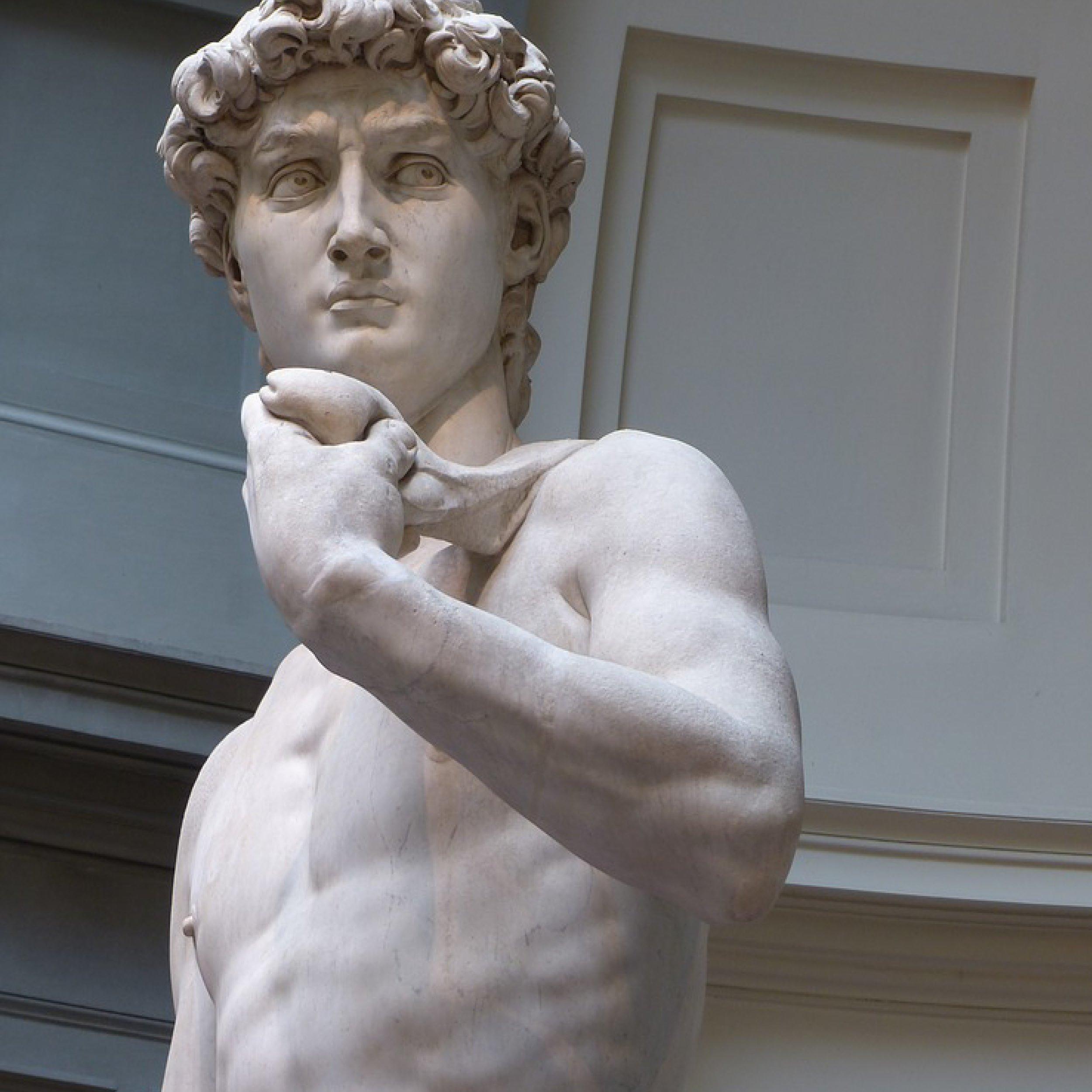 Podcast: Il David di Michelangelo