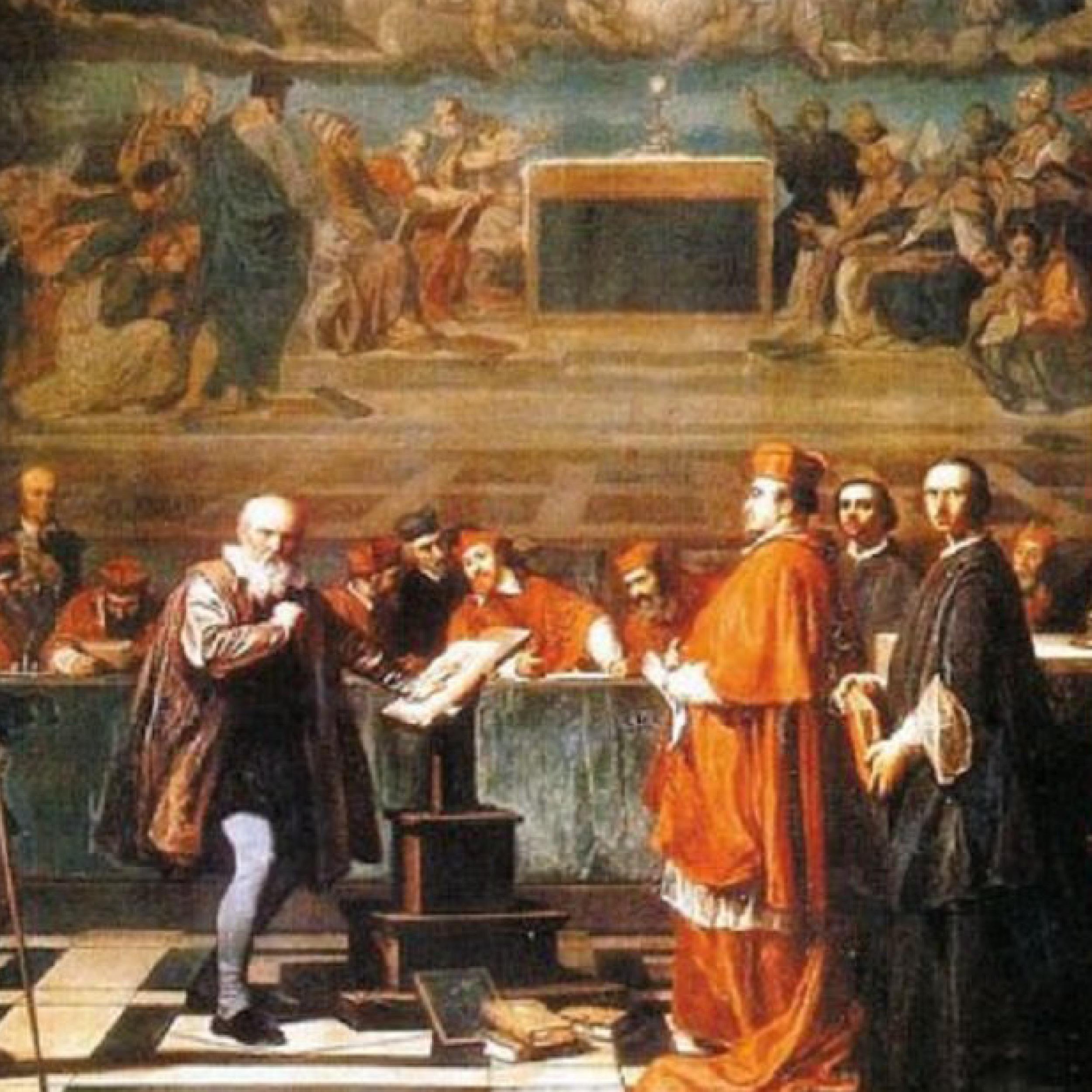 Podcast: L'eresia di Galilei