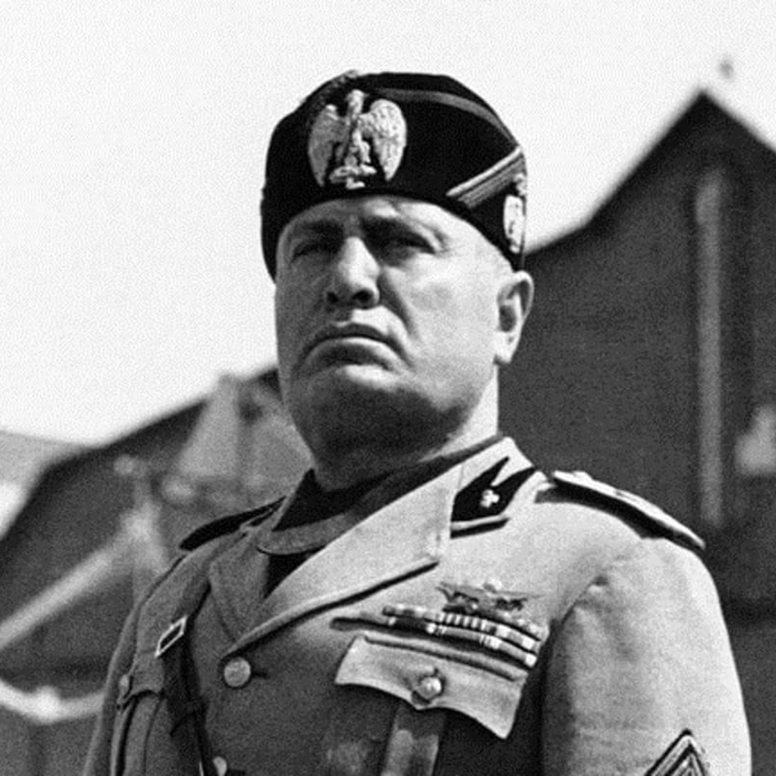 Podcast: Benito Mussolini